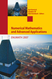 Cover Enumath Conference Proceedings 2007